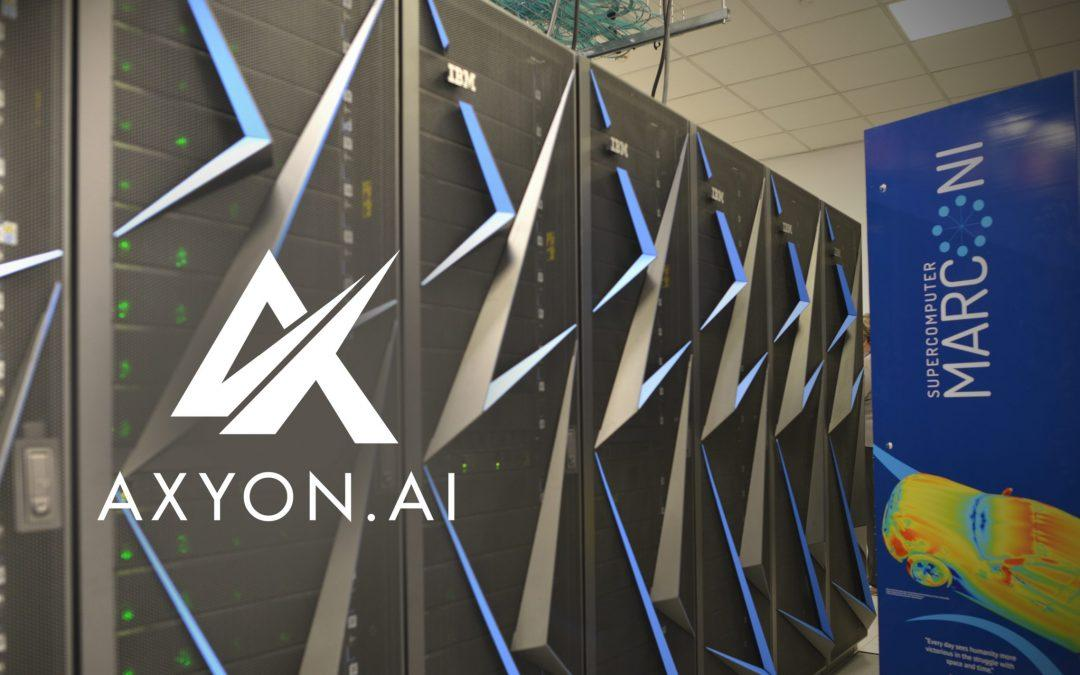 ESAX: Enhancing the Scalability of the Axyon platform.