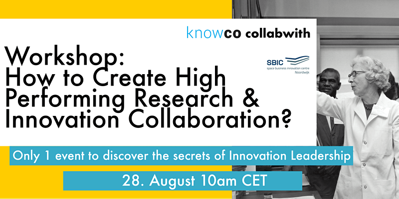 High Performing Research & Innovative Collaboration.