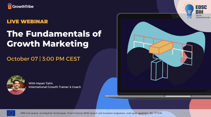 The Fundamentals of Growth Marketing webinar