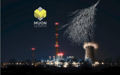 MUON: Tomography for large industrial equipment