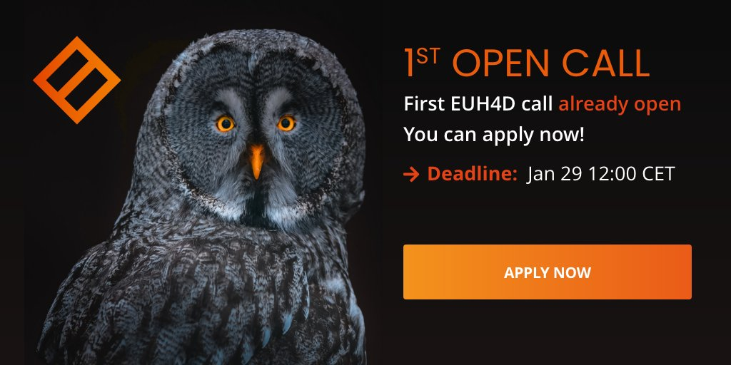 EUHubs4Data 1st Open Call